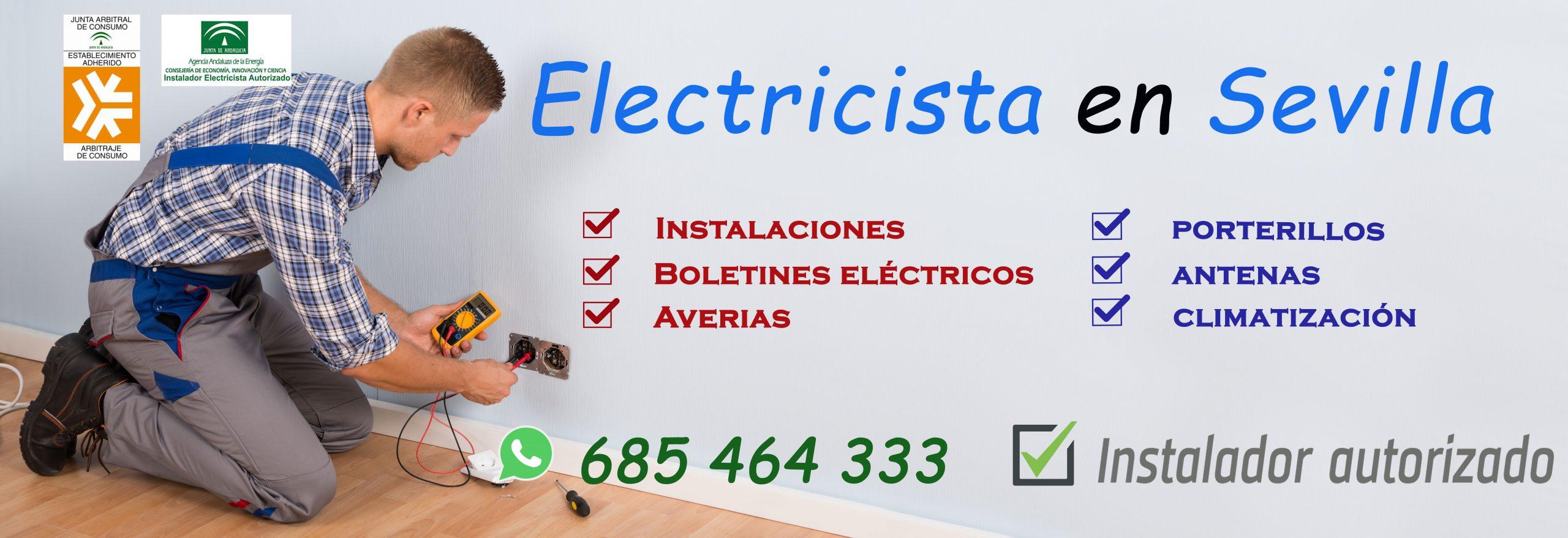 Electricista Sevilla Este